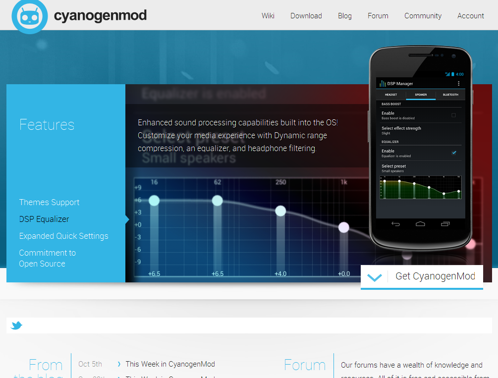 CyanogenMod - Android Community Rom based on Jelly Bean_1381139450401