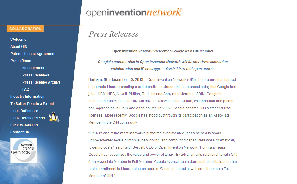 Open Invention Network_1389419367011
