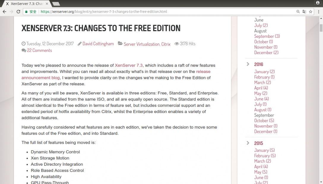 XenServer 7.3: Changes to the Free Edition - Virtualization Blog - Google Chrome_239